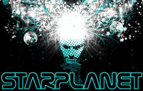 Enter Starplanet Apparel